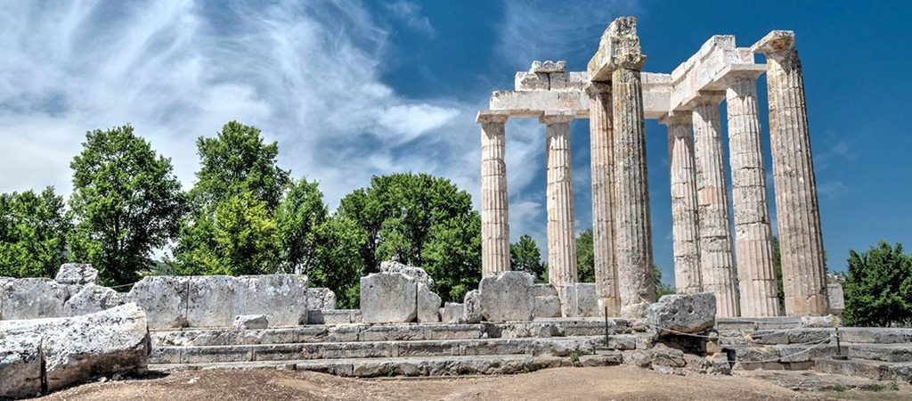 DRINK LIKE A GOD IN NEMEA