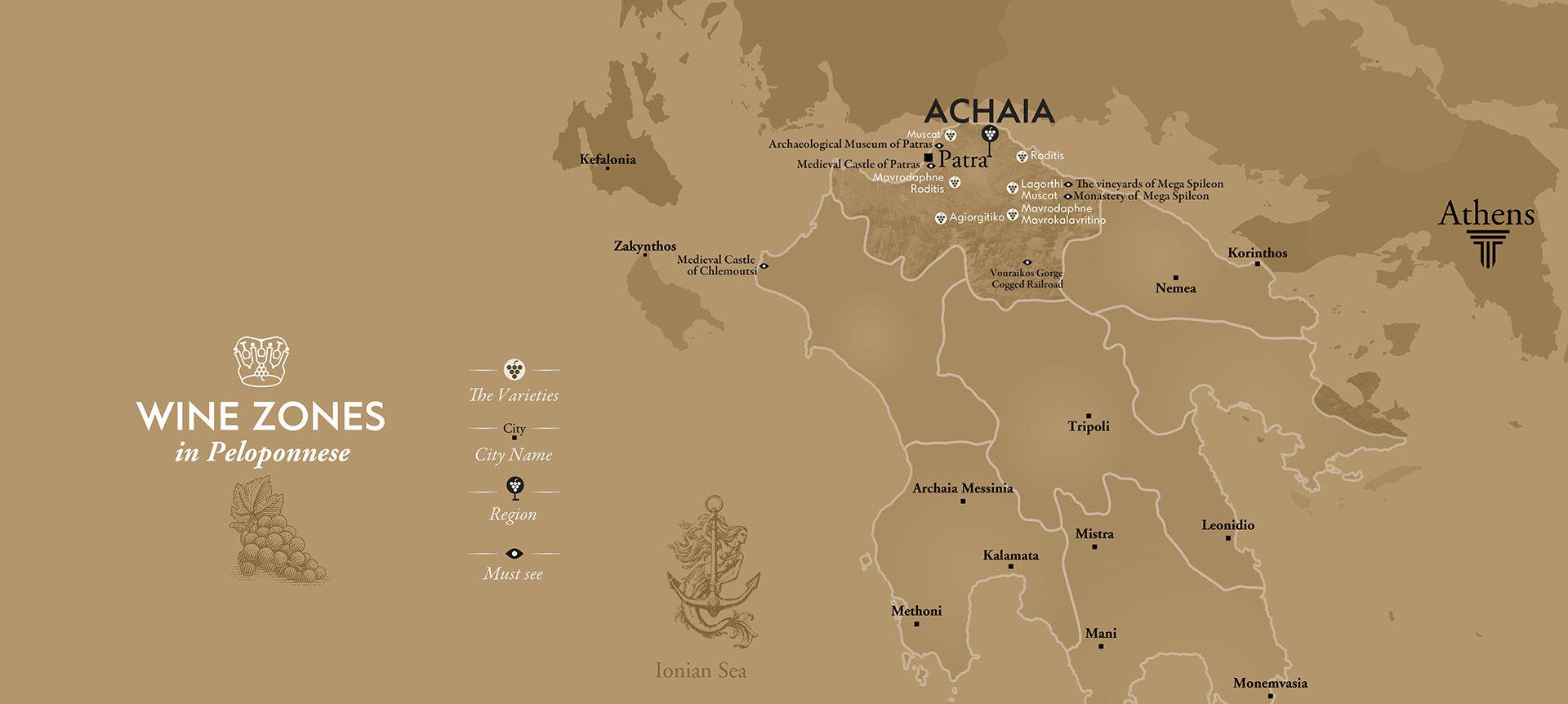 Achaia Clauss wine tour, Patra wine tour, wine tour of Greece, luxury wine tour Patra, Greece wine tour, Gustav Clauss ,Greece luxury tours