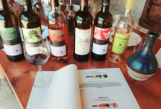 Private food wine tour in Ancient Olympia